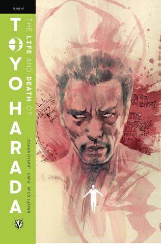 The Life and Death of Toyo Harada #1 (Mack Cover)