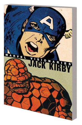 Marvel Visionaries: Jack Kirby