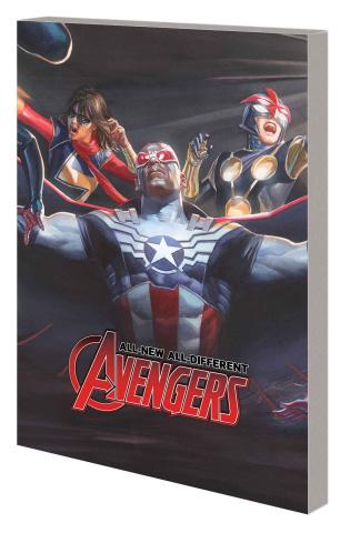 All-New All-Different Avengers Vol. 3: Civil War II