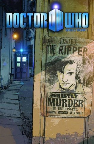 Doctor Who Vol. 1: Ripper