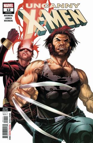 Uncanny X-Men #12 (Larroca 2nd Printing)