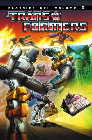 The Transformers: Classics UK Vol. 3