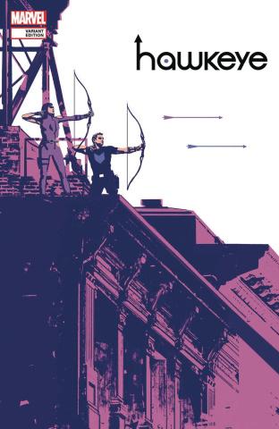 Hawkeye #13 (Smallwood Cover)