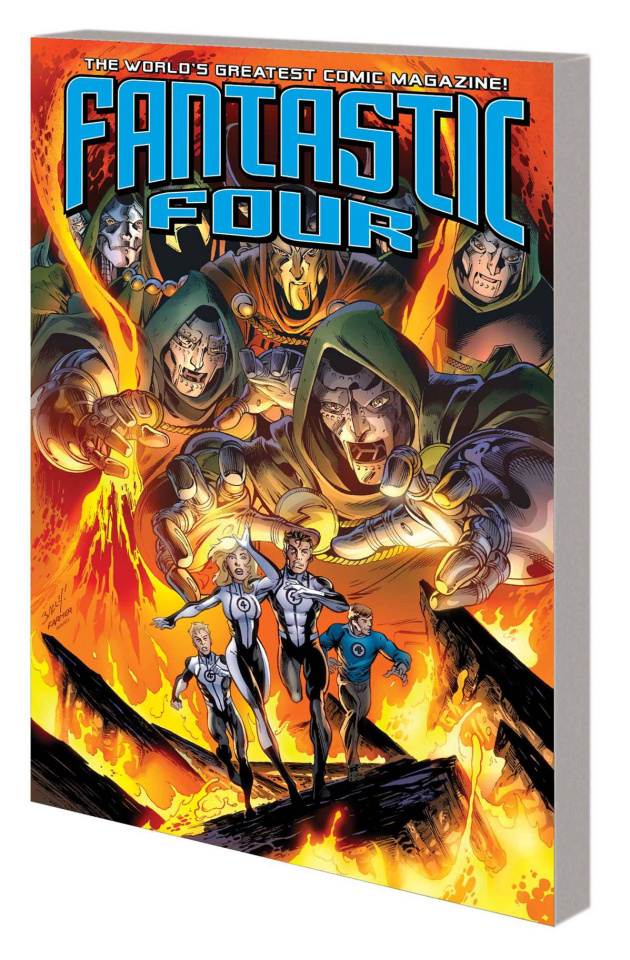 Fantastic Four Vol. 3: Doomed