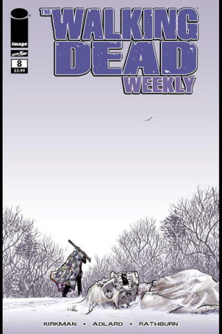 The Walking Dead Weekly #8