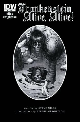Frankenstein: Alive, Alive! #1