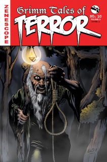 Grimm Tales of Terror #10 (Eric J Cover)