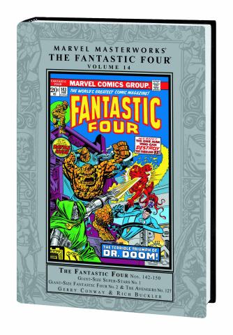 Fantastic Four Vol. 14 (Marvel Masterworks)