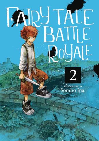 Fairy Tale: Battle Royale Vol. 2