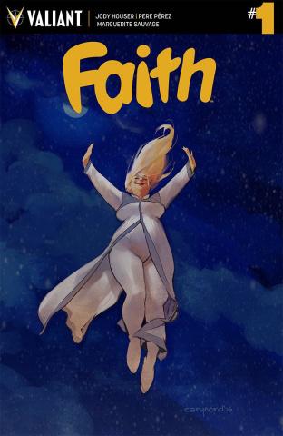 Faith #1 (Nord Cover)