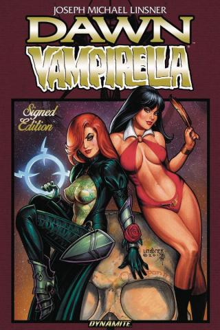 Dawn / Vampirella (Linsner Signed Edition)