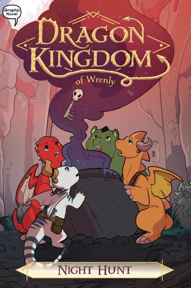 Dragon Kingdom of Wrenly Vol. 3: Night Hunt