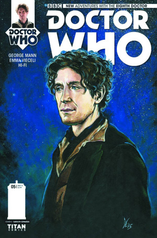 Doctor Who: New Adventures with the Eighth Doctor #5 (Edwards Cover)