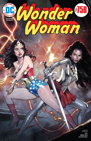 Wonder Woman #750 (1970s Cover)