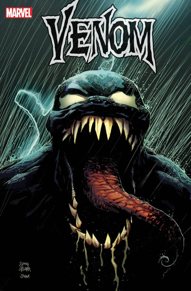 Venom #27 (Stegman Cover)