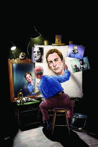 The Twilight Zone: Shadow & Substance #1 (Rare Vilanova Virgin Cover)