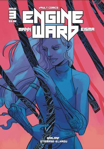 Engineward #3 (Hickman Cover)