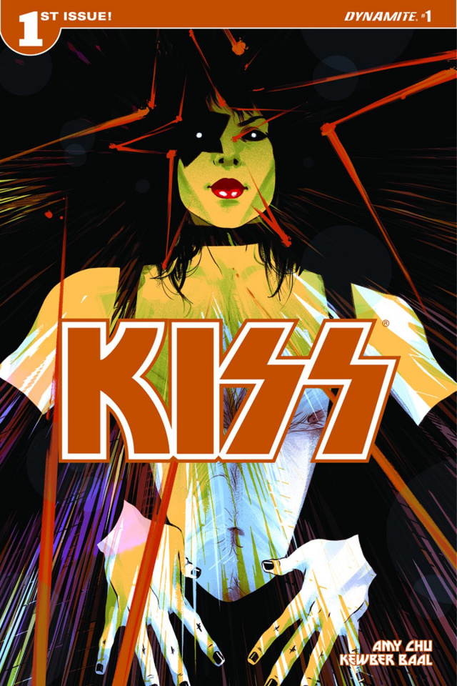 KISS #1 (Montes Starchild Cover)