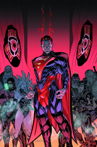 Injustice: Gods Among Us, Year Five #1