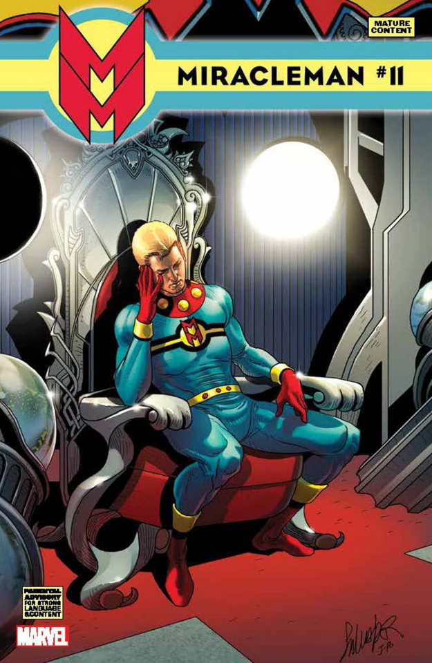 Miracleman #11 (Larroca Cover)