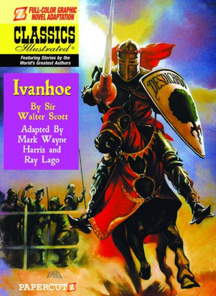 Classics Illustrated Vol. 13: Ivanhoe