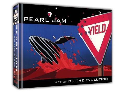 """Pearl Jam: Art of """"Do the Evolution"""""""