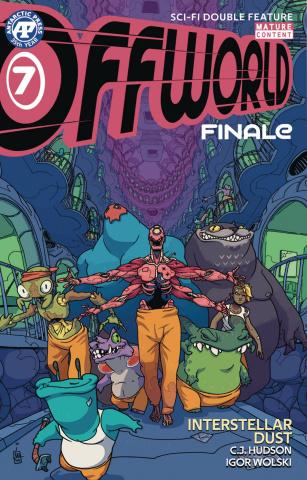 Offworld: Sci-Fi Double Feature #7