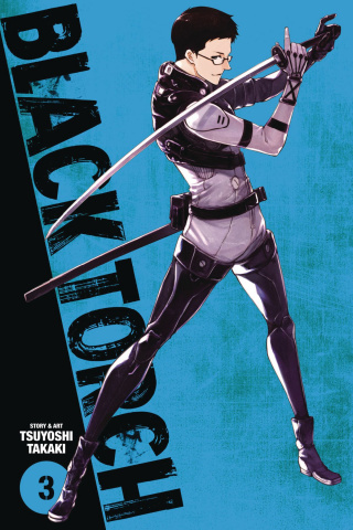 Black Torch Vol. 3