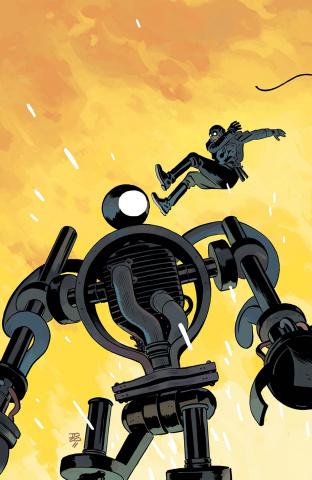 Lobster Johnson: The Metal Monsters of Midtown #3