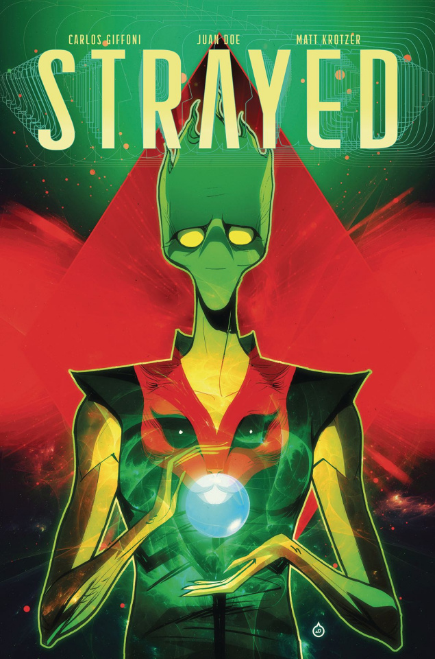 Strayed #3 (Doe Cover)