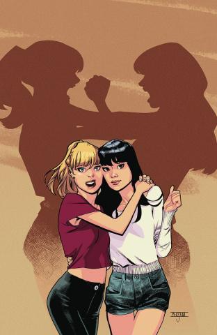 Betty & Veronica #1 (Asrar Cover)