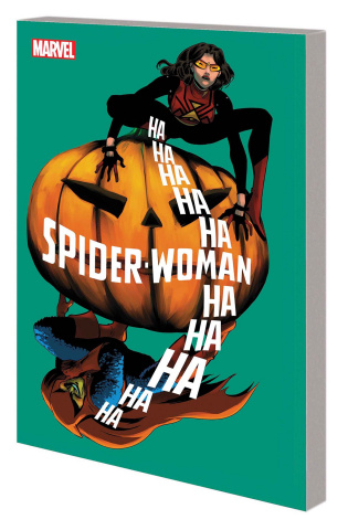 Spider-Woman Vol. 3: Shifting Gears / Scare Tactics