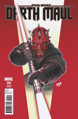 Star Wars: Darth Maul #4 (Nakayama Cover)