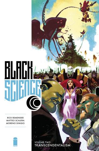 Black Science Vol. 2: Transcendentalism
