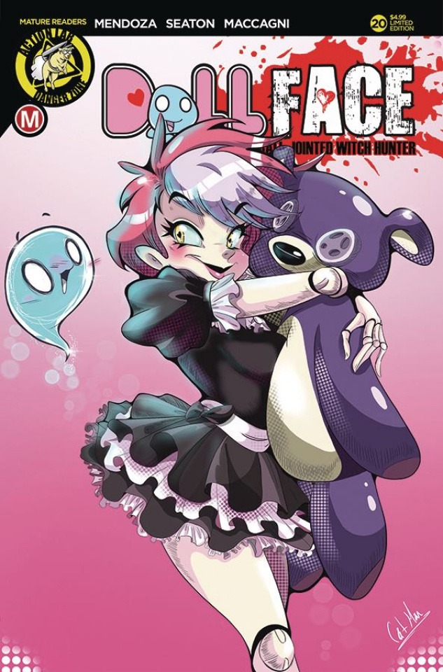 Dollface #20 (Maccagni Cover)