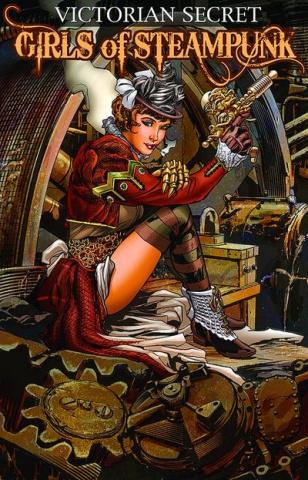 Victorian Secret: Girls of Steampunk