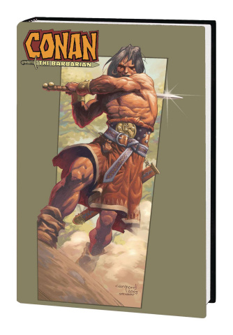 Conan the Barbarian by Kurt Busiek (Omnibus)