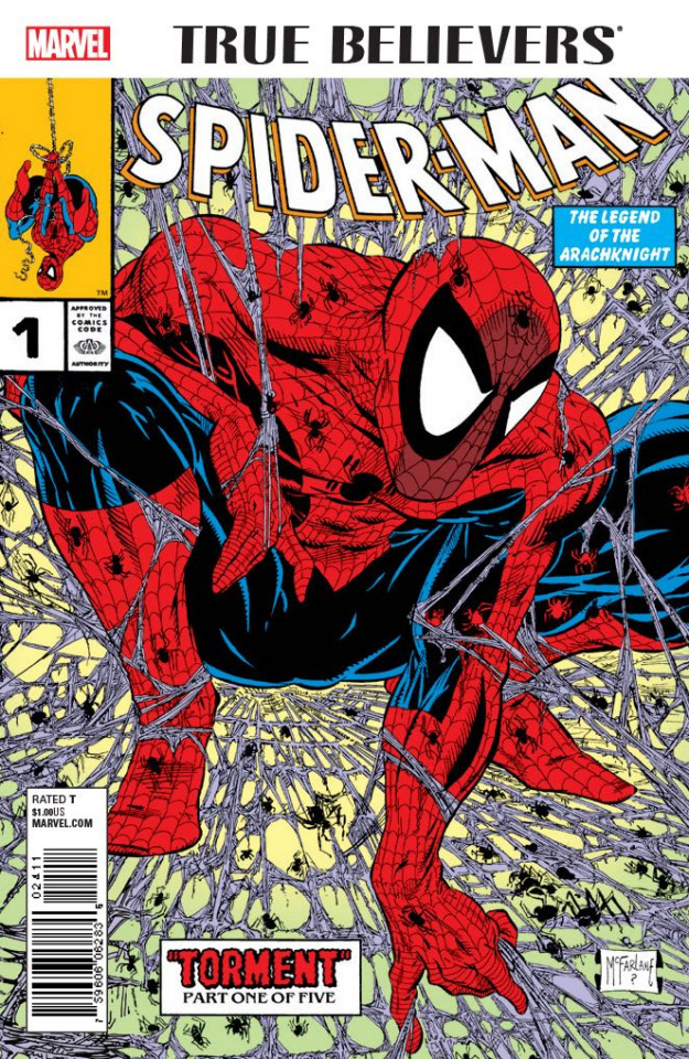 Spider-Man #1 (True Believers)