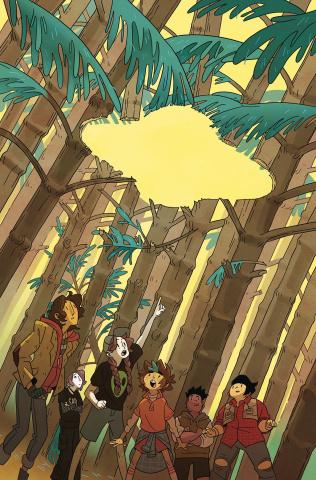 Lumberjanes #67 (Leyh Cover)