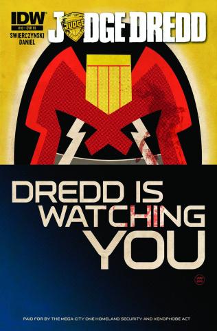 Judge Dredd #10