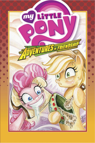My Little Pony: Adventures in Friendship Vol. 2