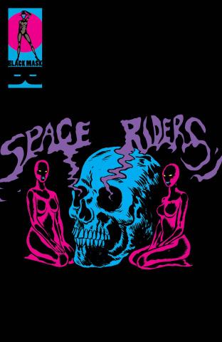 Space Riders: Vortex of Darkness #4