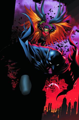 Batman and Robin #1 (DC Comics Essentials)