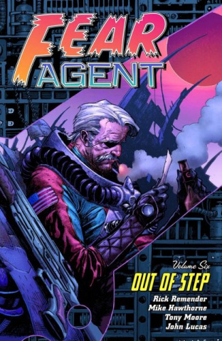 F.E.A.R. Agent Vol. 6