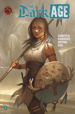 The Dark Age #2 (Free 10 Copy Incentive Cover)