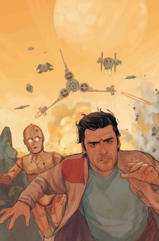 Star Wars: Poe Dameron #12