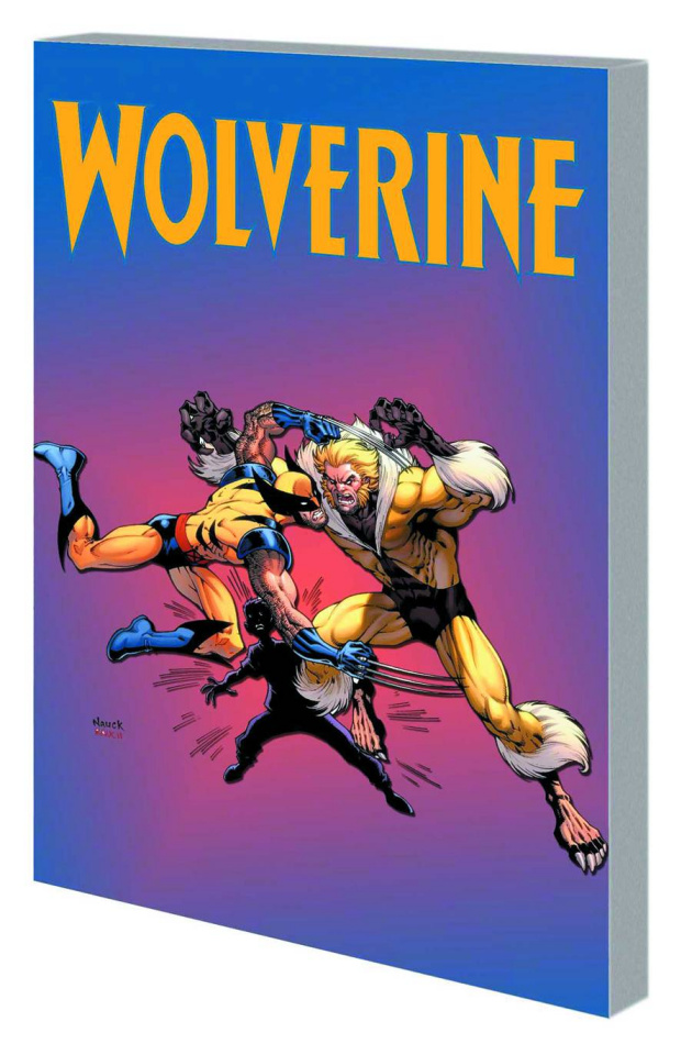 Wolverine (Young Reader's Novel)