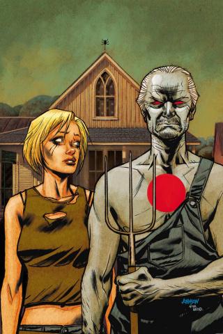 Bloodshot: Reborn #7 (10 Copy Johnson Cover)