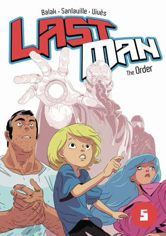Last Man Vol. 5: The Order