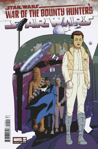 Star Wars #14 (Rodriguez Cover)